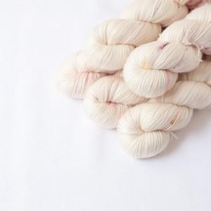 うなじ (Merino silk Lace)