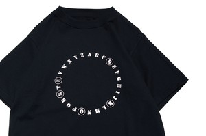 """QUIS"" T-Shirt BLACK -kudos-"