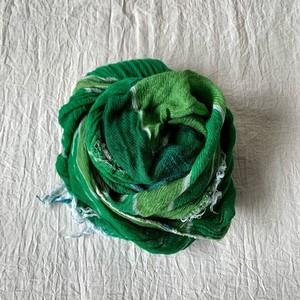 tamaki niime|Printe shawl (middle) C