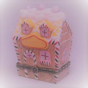 スイーツハウス お菓子の家 ミニケース 小物入れ