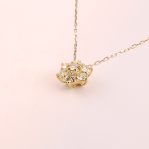 Diamond Pendant -Snow