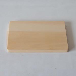 ヨシタ手工業デザイン室 てがかり いちょうのまな板(かく型 大)