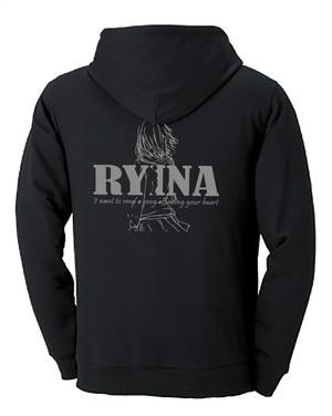 【残りわずか】新!RYINAパーカー(送料込)