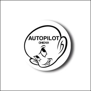 AUTOPILOT compact mirror white
