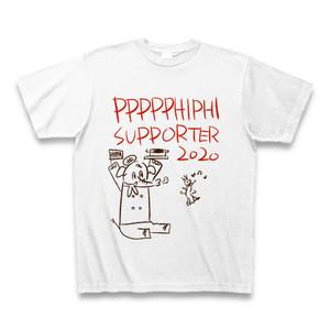 ピピサポーターtシャツ2020(特典付き)  baseオープン記念デザイン