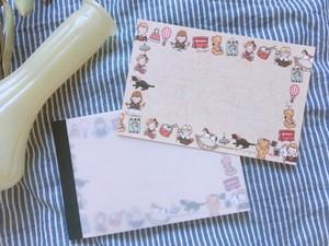 メモ帳(Victorian Toys)