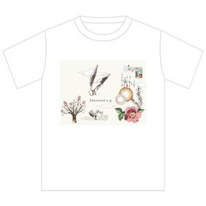 【Tシャツ】『Innocent e.p.』ホワイト