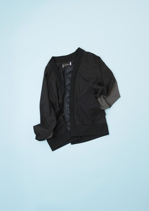 HYBRID LIGHT BLOUSON  [BLACK]