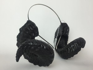 HORN ACCESSORY / SHEEP(BLACK)