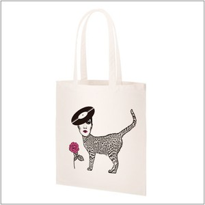 PLAYBACK LADY totebag