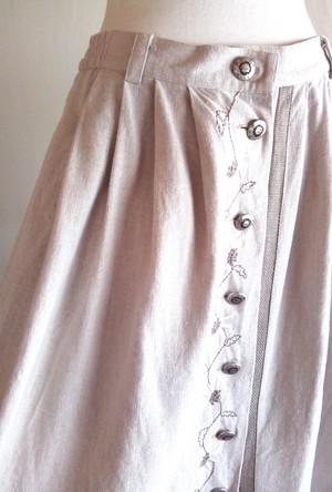ヨーロッパ  Vintage チロルスカート  [クラーラ] sk1902