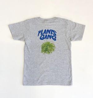 Plants Gang  Kids T-shirt (tillandsia xerographica)