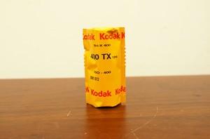 【 120 モノクロネガ 】Kodak( コダック )TRI-X400