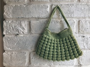1940's〜1950's  Petit knit bag Made in America