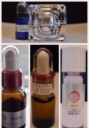 ★ヒト幹細胞培養&EGF化粧品★紫外線アフター&ブロックスペシャルSET