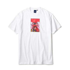 "INTERBREED × ERNIE PANICCIOLI ""The Fugees 1993"" T-Shirts WHITE"