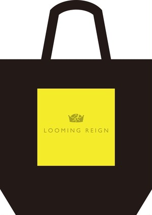 ROOMING REIGN トートバッグ