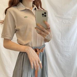 Lacosteリメイクポロシャツ(imy)