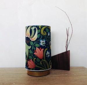 William Morris(ウィリアムモリス)のテーブルランプを作ろう♪