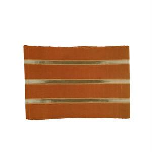 ヨルバの伝統布「アショ・オケ」布 21 / Yoruba Aso-oke 21