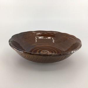 飴釉 中鉢