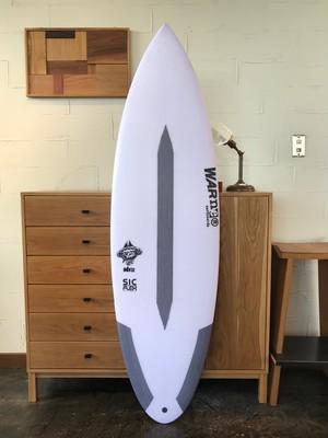 "MEXICAN EPS-EPOXY MODEL 5'8"" x 19 1/4 x 2 3/8 // WARNER SURFBOARDS"