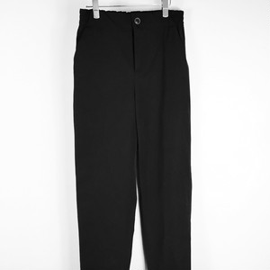 "【SALE 30% OFF】SISSI GOETZE Pants HOWARD ""charcoal rho"""