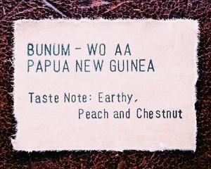 パプアニューギニア ブヌン・ウー AA
