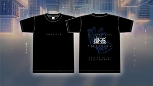 TOKYOてふてふ 虚歪ライブTシャツ