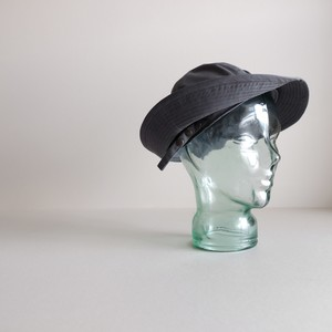テントな帽子 【Cotton Elastic hat】-blue gray-