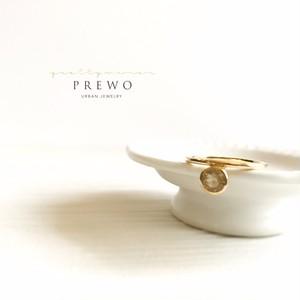 【受注製作】Cute ring -シトリン-