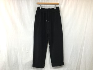 "WHOWHAT""GUM SLACKS BLACK"""