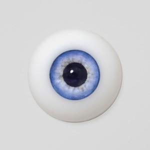 シリコンアイ - 13mm Louisiana Blue Iris 片目のみ