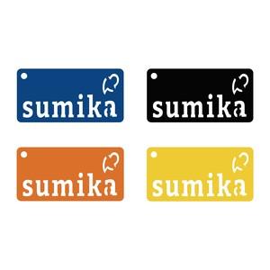sumika / アクリルキーホルダー