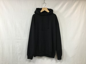 "UNIVERSALS PRODUCTS.×YAAH""ECO TC SWEAT HOODIE BLACK"""