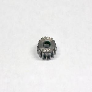 LAB-4815 ドリフトスチールピニオンギヤ 48P 15T