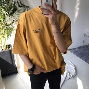 バックプリントTシャツ BL5797