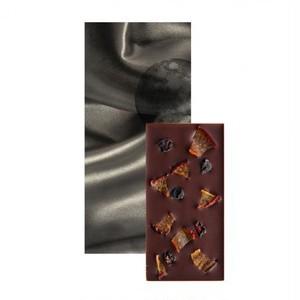 【季節のチョコレート】山形県産ブルーベリー&プラムダークチョコレート(ミニサイズ)