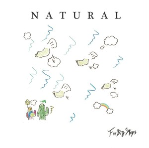 For Big Steps - NATURAL