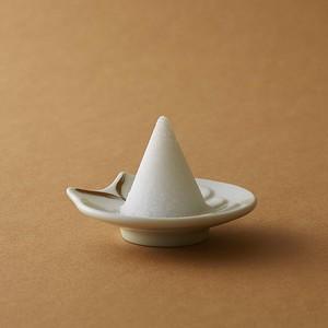 Salt Dish(Owl) / 動物縁起もりしお(フクロウ)