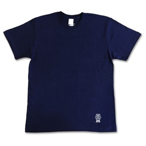 Emblem small logo T-Shirt/Navy