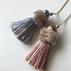 105.Tassel necklace