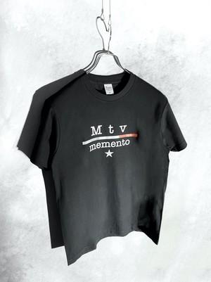 MtvイタリアロゴTシャツ