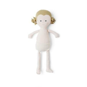 FERN|女の子|オーガニックコットン 人形