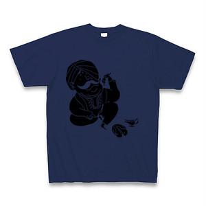 黒いインド人のおっちゃん(blue)