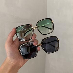 【ACC】ファッション合わせやすい日焼け止めサングラス20055113