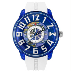【Tendenceテンデンス】ONE PIECE  TY023008 / ワンピース イーストブルー 250本限定 スイスメイド腕時計