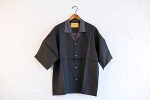 SEVEN BY SEVEN オープンカラーシャツ