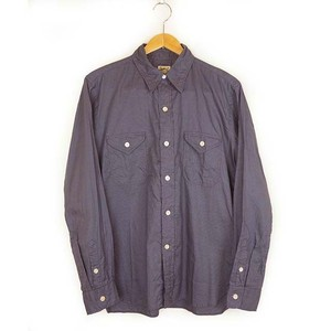 EXPLORER SPORTS SHIRT  (S.I.C OXFORD CHARCOAL)
