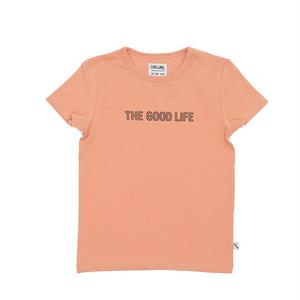 【21SS】カーラインク(CARLIJNQ)The Good Life Tshirt Tシャツ